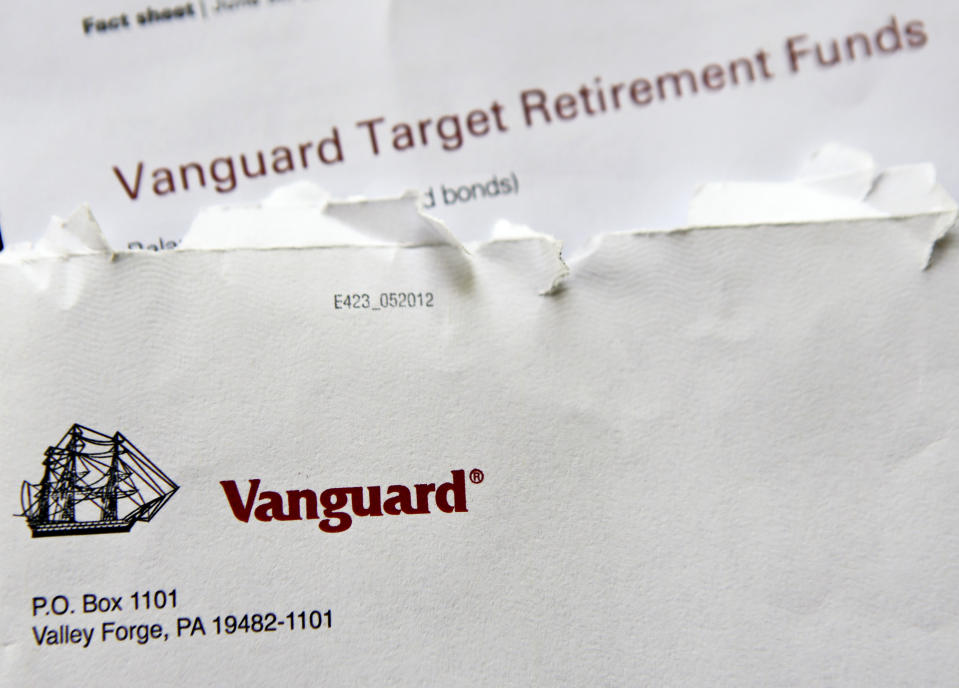 Vanguard And Fidelity Didn T Flinch As The Market Tanked