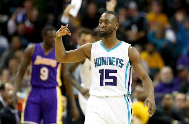 Kemba Walker has followed up a career year with an even better one. (Getty Images)