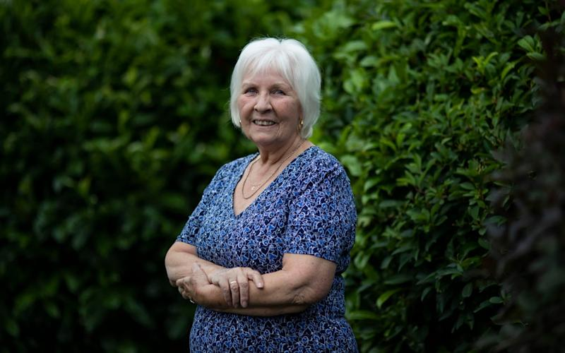 Carole Davies shares her story of having a pelvic mesh infection - Heathcliff O'Malley