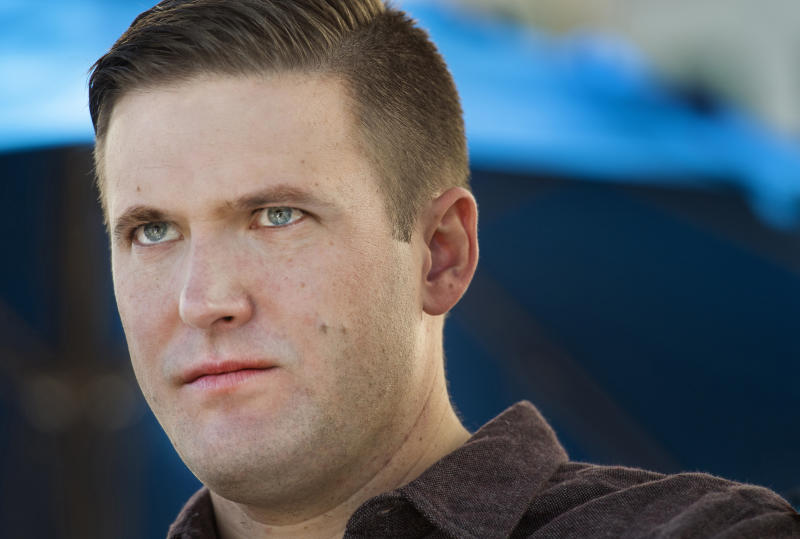 Florida Has Declared A State of Emergency Ahead of White Nationalist Richard Spencer's Speech