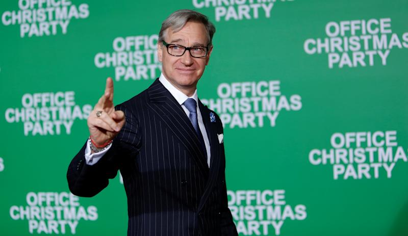 "Director Paul Feig poses at the premiere of ""Office Christmas Party"" in Los Angeles, California U.S., December 7, 2016. REUTERS/Mario Anzuoni"