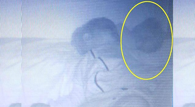 The boy's mother said Sebastian appeared to cuddle whatever it was in his cot. Picture: Laura Haigh