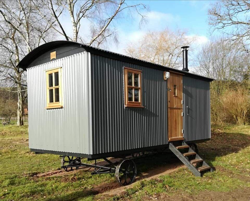 """<p>The Gaggle of Geese — a rural family-owned freehouse pub in Dorset — is the ultimate staycation spot. With a shepherd's hut for sleeping and five acres of gardens for unwinding, you'll find everything you need for a lazy weekend. Best of all, the pub grounds are just a short walk away. </p><p><a class=""""link rapid-noclick-resp"""" href=""""https://airbnb.pvxt.net/x9JDRk"""" rel=""""nofollow noopener"""" target=""""_blank"""" data-ylk=""""slk:BOOK NOW"""">BOOK NOW</a></p><p><strong>Like this article? <a href=""""https://hearst.emsecure.net/optiext/cr.aspx?ID=DR9UY9ko5HvLAHeexA2ngSL3t49WvQXSjQZAAXe9gg0Rhtz8pxOWix3TXd_WRbE3fnbQEBkC%2BEWZDx"""" rel=""""nofollow noopener"""" target=""""_blank"""" data-ylk=""""slk:Sign up to our newsletter"""" class=""""link rapid-noclick-resp"""">Sign up to our newsletter</a> to get more articles like this delivered straight to your inbox.</strong></p><p><a class=""""link rapid-noclick-resp"""" href=""""https://hearst.emsecure.net/optiext/cr.aspx?ID=DR9UY9ko5HvLAHeexA2ngSL3t49WvQXSjQZAAXe9gg0Rhtz8pxOWix3TXd_WRbE3fnbQEBkC%2BEWZDx"""" rel=""""nofollow noopener"""" target=""""_blank"""" data-ylk=""""slk:SIGN UP"""">SIGN UP</a></p><p>Love what you're reading? Enjoy <a href=""""https://go.redirectingat.com?id=127X1599956&url=https%3A%2F%2Fwww.hearstmagazines.co.uk%2Fhb%2Fhouse-beautiful-magazine-subscription-website&sref=https%3A%2F%2Fwww.housebeautiful.com%2Fuk%2Flifestyle%2Fproperty%2Fg36591870%2Fpubs-rent-airbnb-uk%2F"""" rel=""""nofollow noopener"""" target=""""_blank"""" data-ylk=""""slk:House Beautiful magazine"""" class=""""link rapid-noclick-resp"""">House Beautiful magazine</a> delivered straight to your door every month with Free UK delivery. Buy direct from the publisher for the lowest price and never miss an issue!</p><p><a class=""""link rapid-noclick-resp"""" href=""""https://go.redirectingat.com?id=127X1599956&url=https%3A%2F%2Fwww.hearstmagazines.co.uk%2Fhb%2Fhouse-beautiful-magazine-subscription-website&sref=https%3A%2F%2Fwww.housebeautiful.com%2Fuk%2Flifestyle%2Fproperty%2Fg36591870%2Fpubs-rent-airbnb-uk%2F"""" rel=""""nofollow noopener"""" target=""""_blank"""