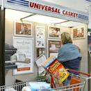<p>You can get caskets on the cheap at Costco. Unfortunately, they're mail-order only, so you can't make any impulse buys in that department.</p>
