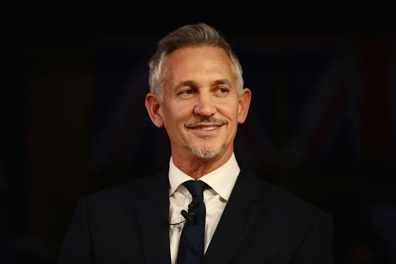 Gary Lineker will take a 23% pay cut (Getty)
