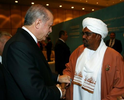 <p>Wanted Sudan leader Bashir attends Turkey's Islamic summit</p>