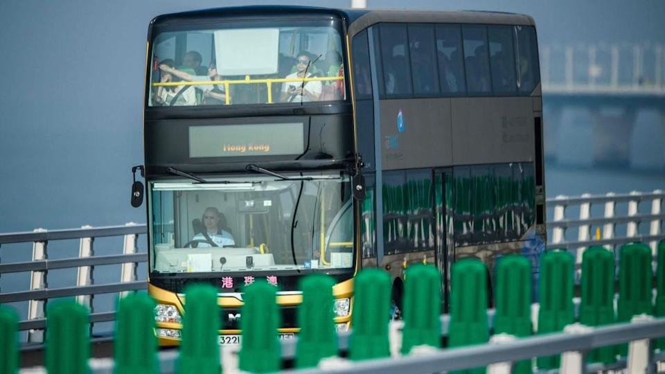 More than 100 extra bus trips to be laid on this Sunday to avoid repeat of last weekend's travel chaos on the Hong Kong-Zhuhai-Macau Bridge
