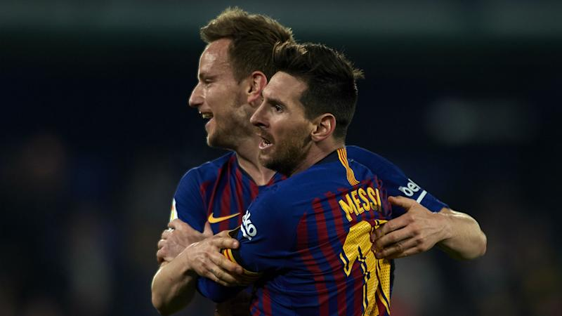 Rakitic on Messi future: The first option should always be Barcelona
