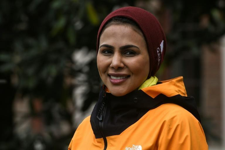 Sheikha Asma Al Thani, a mountaineer and member of the Qatari royal family, hopes to becaome the first Qatari woman to climb Mount Everest