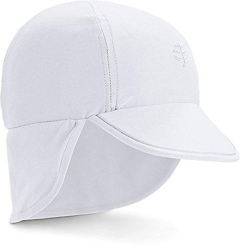 e41a78cf4 This full-brim hat, also UPF 50 protective, adds a little color and pattern  to your baby's sun-bathing wardrobe, with fun options like blue, pink, ...