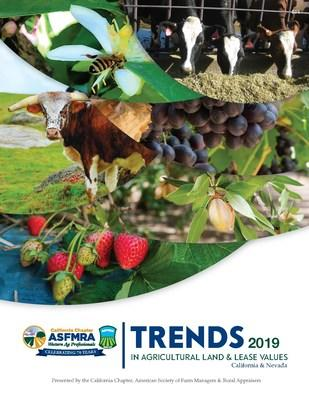 The 2020 Trends in Agricultural Land & Lease Values report will be released at the Outlook 2020 Agribusiness Conference at the Visalia Convention Center in Visalia, California on March 26th. The report will be available in both print and PDF formats. For more information, visit www.calasfmra.com.