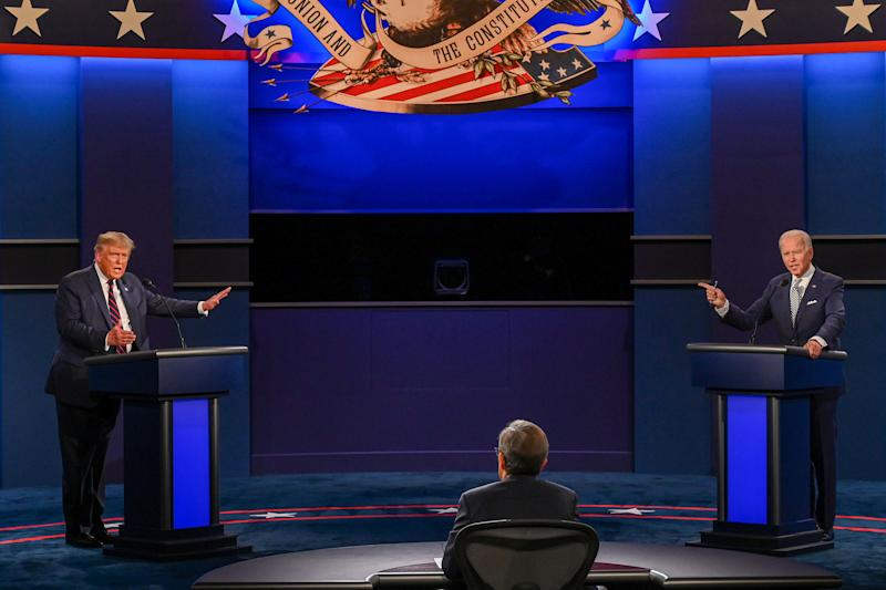 The Biggest Moments From the First Presidential Debate
