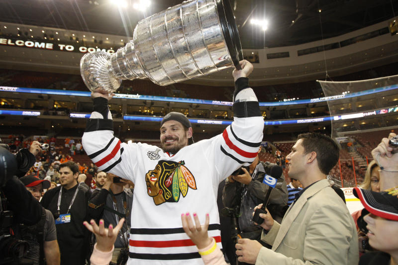 Stanley Cup winner shares dark moments confronting dyslexia