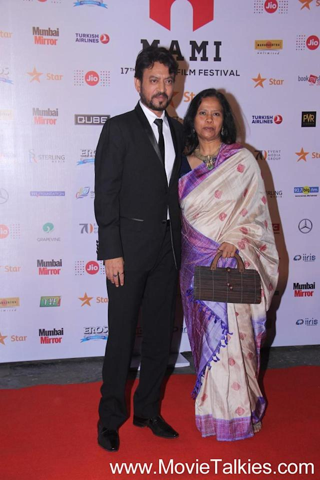 <p>Wife of ace actor Irrfan Khan, Sutapa Sikdar might be a lesser known name, but she also has a few commendable works to her credit. The lady worked as a dialogue writer along with her husband for films like Shabd, Supari, Stars Bestsellers-Alvida, and Khamoshi the Musical. However, she chose to keep it private and lets her husband hog the limelight.</p>