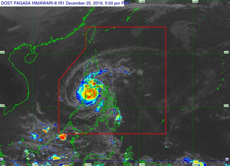 'Ursula' maintains strength, threatens Calamian Islands