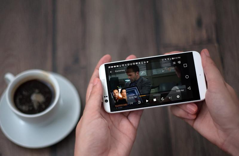 Plex's latest update means Android users can stream live TV