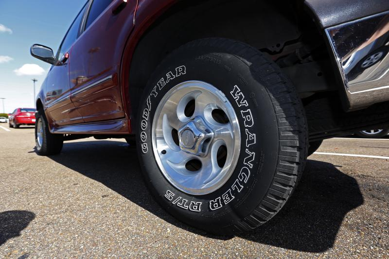 Goodyear tops 4Q; Europe weighs on outlook