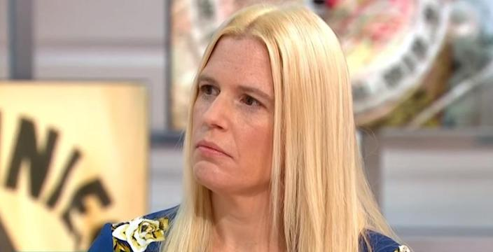 Catholic journalist Caroline Farrow has claimed the Surrey Police want to investigate her over misgendering a young trans woman (YouTube)
