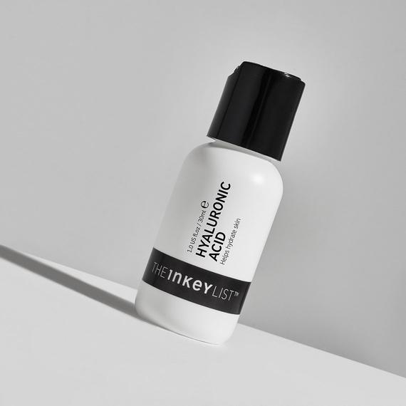 """For just $8, the Hyaluronic Acid is a great pick if your skin needs a burst of hydration. Just a dime-size amount of this lightweight serum and your dry, <a href=""""https://www.allure.com/story/dry-vs-dehydrated-skin-whats-the-difference?mbid=synd_yahoo_rss"""" rel=""""nofollow noopener"""" target=""""_blank"""" data-ylk=""""slk:dehydrated skin"""" class=""""link rapid-noclick-resp"""">dehydrated skin</a> will be thanking you for <a href=""""https://www.allure.com/story/what-is-hyaluronic-acid-skin-care?mbid=synd_yahoo_rss"""" rel=""""nofollow noopener"""" target=""""_blank"""" data-ylk=""""slk:quenching its thirst"""" class=""""link rapid-noclick-resp"""">quenching its thirst</a>. $8, Sephora. <a href=""""https://shop-links.co/1736505660145480704"""" rel=""""nofollow noopener"""" target=""""_blank"""" data-ylk=""""slk:Get it now!"""" class=""""link rapid-noclick-resp"""">Get it now!</a>"""