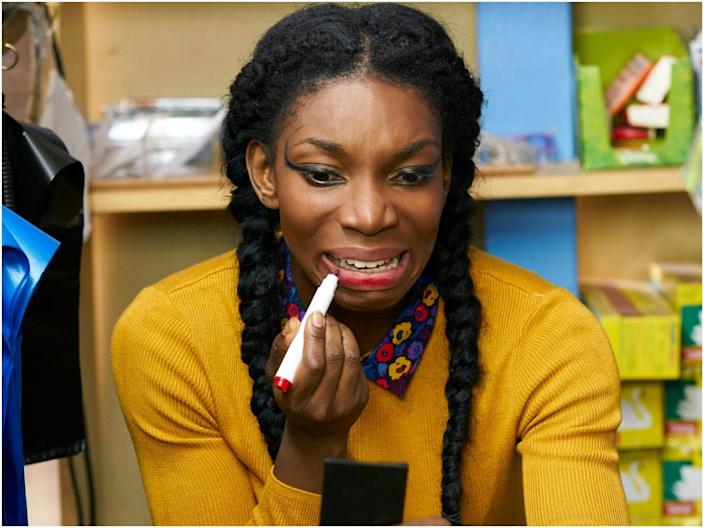 """Michaela Coel created, wrote, and starred in """"Chewing Gum."""" <p class=""""copyright"""">FremantleMedia</p>"""