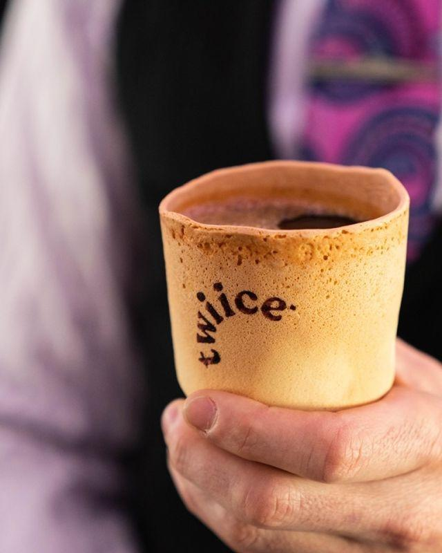 Air New Zealand launches coffee cups you can eat to reduce onboard waste