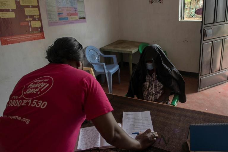 Every week, 23 women die from botched abortions, according to a 2012 study by Kenya's health ministry (AFP/Tony KARUMBA)
