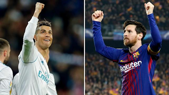 Regardless of who wins the Spanish league, Lionel Messi and Cristiano Ronaldo will be battling to the end.