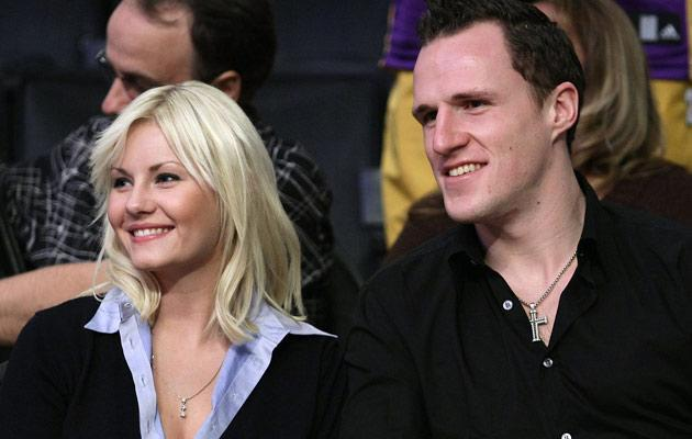 Elisha Cuthbert And Sean Avery
