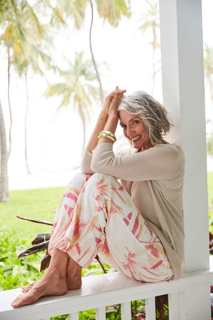 66 Year Old Model On Her Unconventional Beauty Hedonistic Commune Life