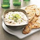 <p>Serve this cheese, tomato, and mushroom dip warm with freshly-toasted French bread slices for a wonderful party appetizer. The slow-cooker recipe makes enough for a crowd.</p>