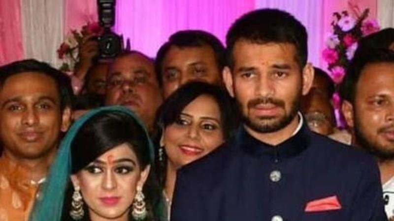 Days after filing for divorce, Tej Pratap Yadav goes missing