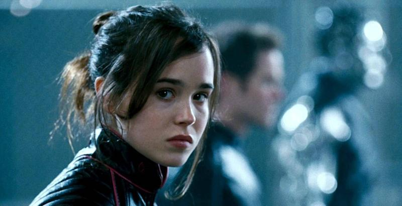 Ellen Page was 18 when she filmed X-Men: The Last Stand with Ratner: 20th Century Fox