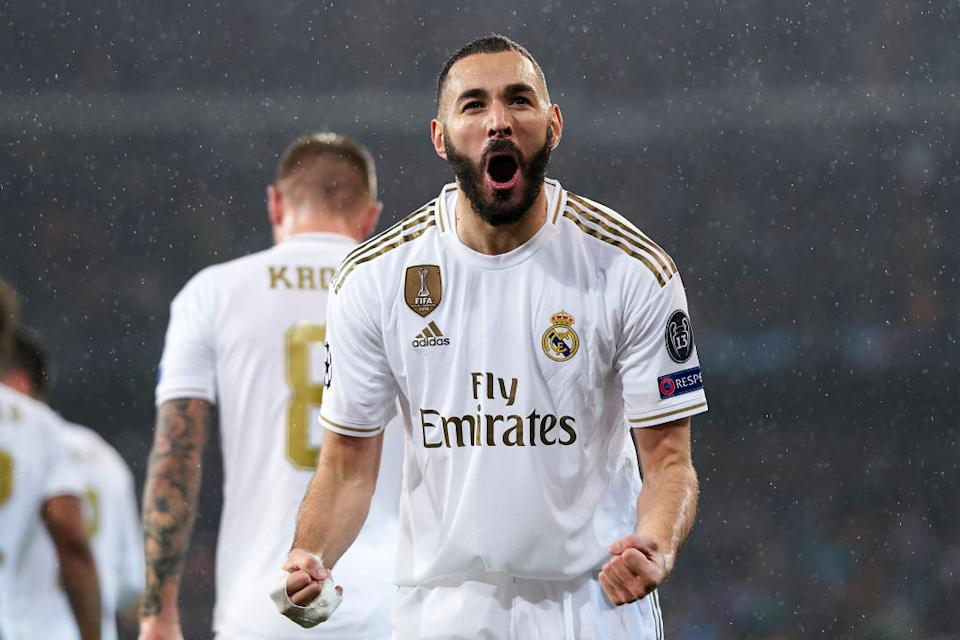 Attaquant / Real Madrid / France / 31 ans.