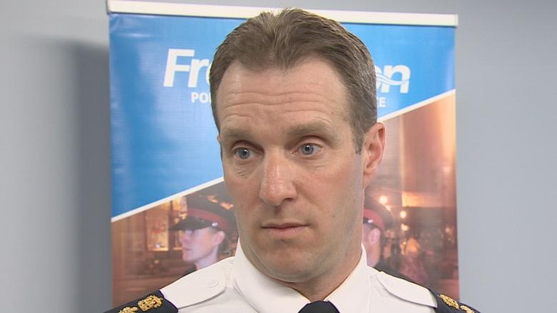 Fredericton police and fire seek more naloxone kits