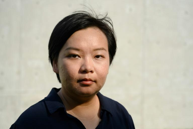 Bonnie Leung is one of the few public faces of an avowedly leaderless pro-democracy movement