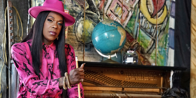 "Big Freedia announces ""Azz Across America"" 2019 tour"