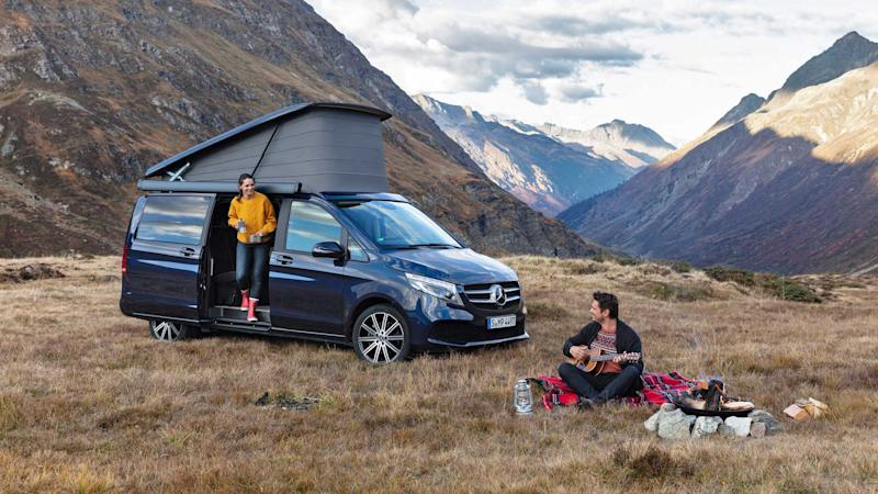 Mercedes Marco Polo >> New Mercedes Marco Polo Camper Starts At 52 405