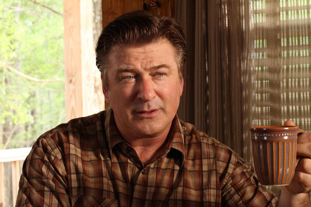 "Alec Baldwin in Phase 4 Films' ""Hick"" - 2012"