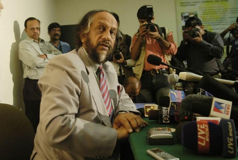 R K Pachauri, India's face at global climate change panel, passes away at 80