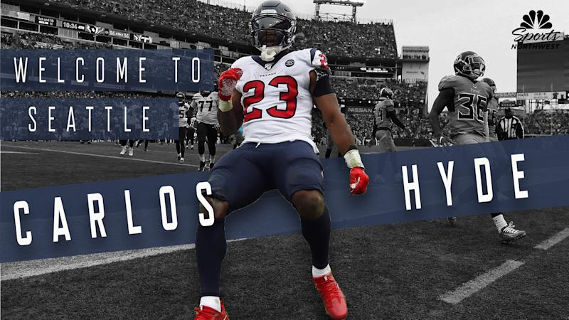 What signing RB Carlos Hyde means for the Seahawks in 2020
