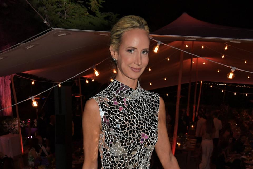 Lady Victoria Hervey said 'sex trafficking' was too strong to describe Epstein's crimes (Dave Benett)