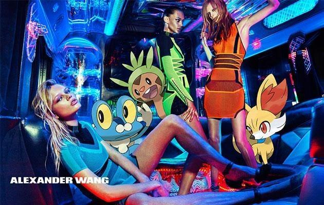 <p>In love with this electric campaign featuring Froakie, Chespin, and foxy Fennekin in a neon-lit Hummer limo. </p>