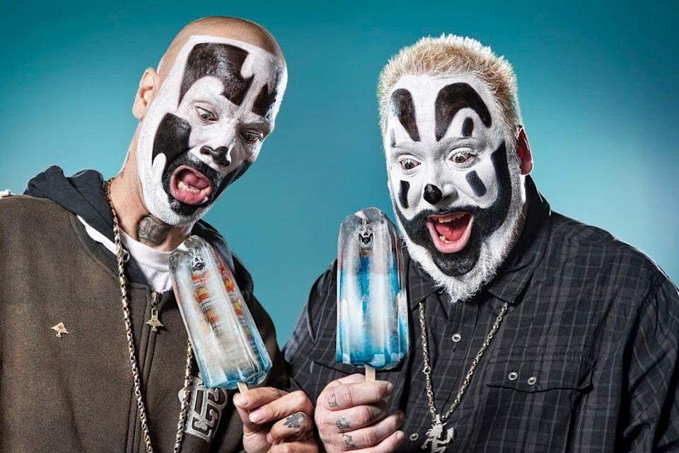 Whoop whoop! Insane Clown Posse fans have accidentally stumbled onto the key to thwarting public surveillance. It turns out that Juggalo makeup blocks facial recognition technology Ming Lee Newcomb