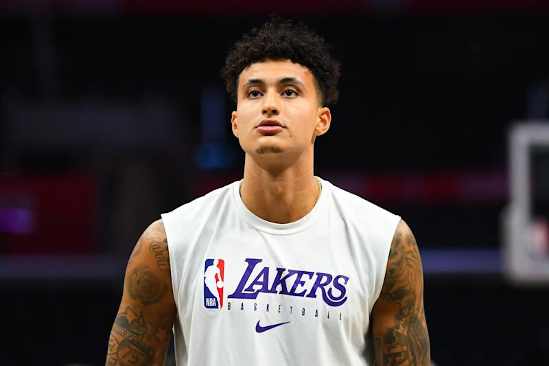 Kyle Kuzma Will Make 2019-20 NBA Season Debut Against Mavericks