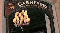 """<p>The Palazzo in Las Vegas is home to <a href=""""http://www.carnevino.com/"""" rel=""""nofollow noopener"""" target=""""_blank"""" data-ylk=""""slk:this steakhouse"""" class=""""link rapid-noclick-resp"""">this steakhouse</a> from Mario Batali and Joe Bastianich. Inside its opulent space, diners have the ability to enjoy meals that seem to define the concept of """"savory."""" Steak enthusiasts may also note that Carnevino offers a Beef Tasting Menu, serving up five very distinctive takes on the meat in question.</p><p><i>(Photo Courtesy of Michael Gray / Flickr)</i></p><p><b><a href=""""http://www.mensjournal.com/expert-advice/the-100-best-beers-in-the-world-20141106?utm_source=yahoofood&utm_medium=referral&utm_campaign=steakhousesworld"""" rel=""""nofollow noopener"""" target=""""_blank"""" data-ylk=""""slk:Related: The 100 Best Beers in the World"""" class=""""link rapid-noclick-resp"""">Related: <i>The 100 Best Beers in the World</i></a></b></p>"""