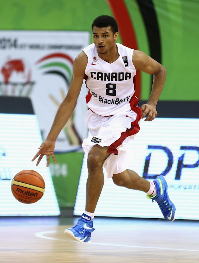 Jamal Murray scored 30 points Tuesday night. (Getty Images)