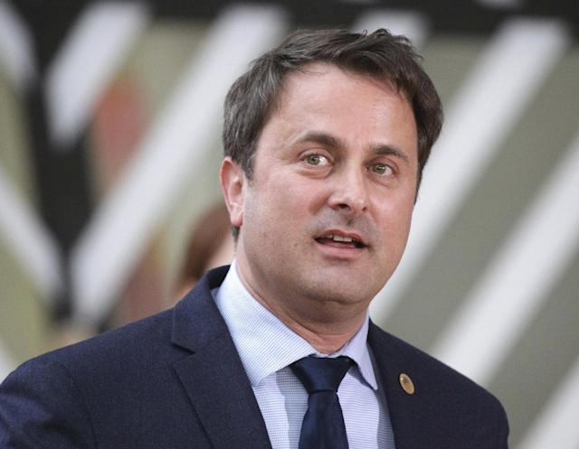 <p>No. 8: Xavier Bettel, Prime Minister of Luxembourg<br>Salary: $245,184 (225,600 euros)<br>(AP) </p>