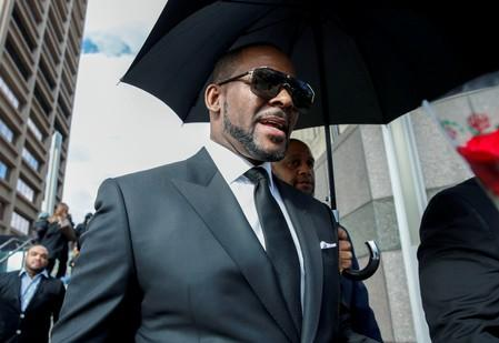 R. Kelly pleads not guilty to sex crime charges in NY