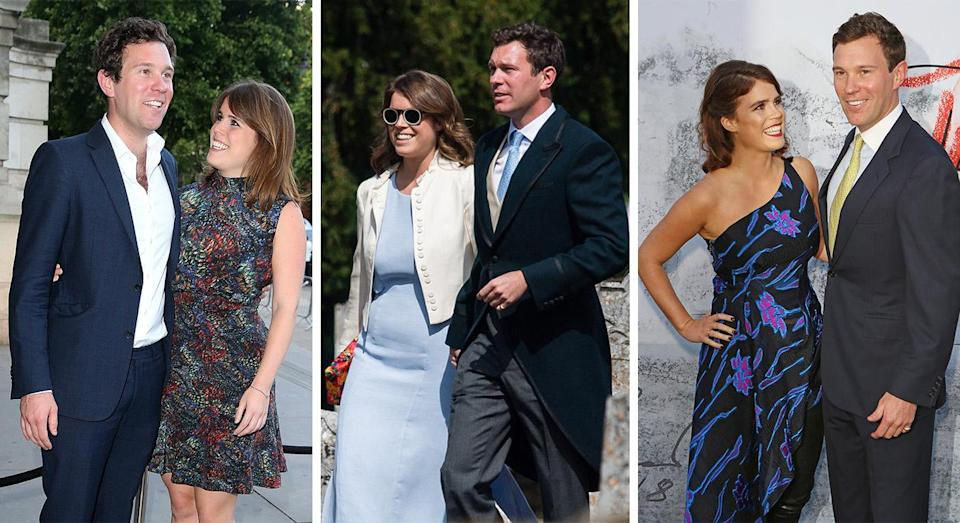 Jack and Eugenie have been together since Eugenie was 20 [Photo: Getty]