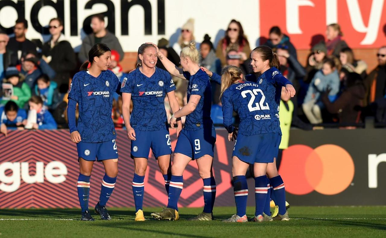 FA WSL Preview: Chelsea and City tussle for top spot